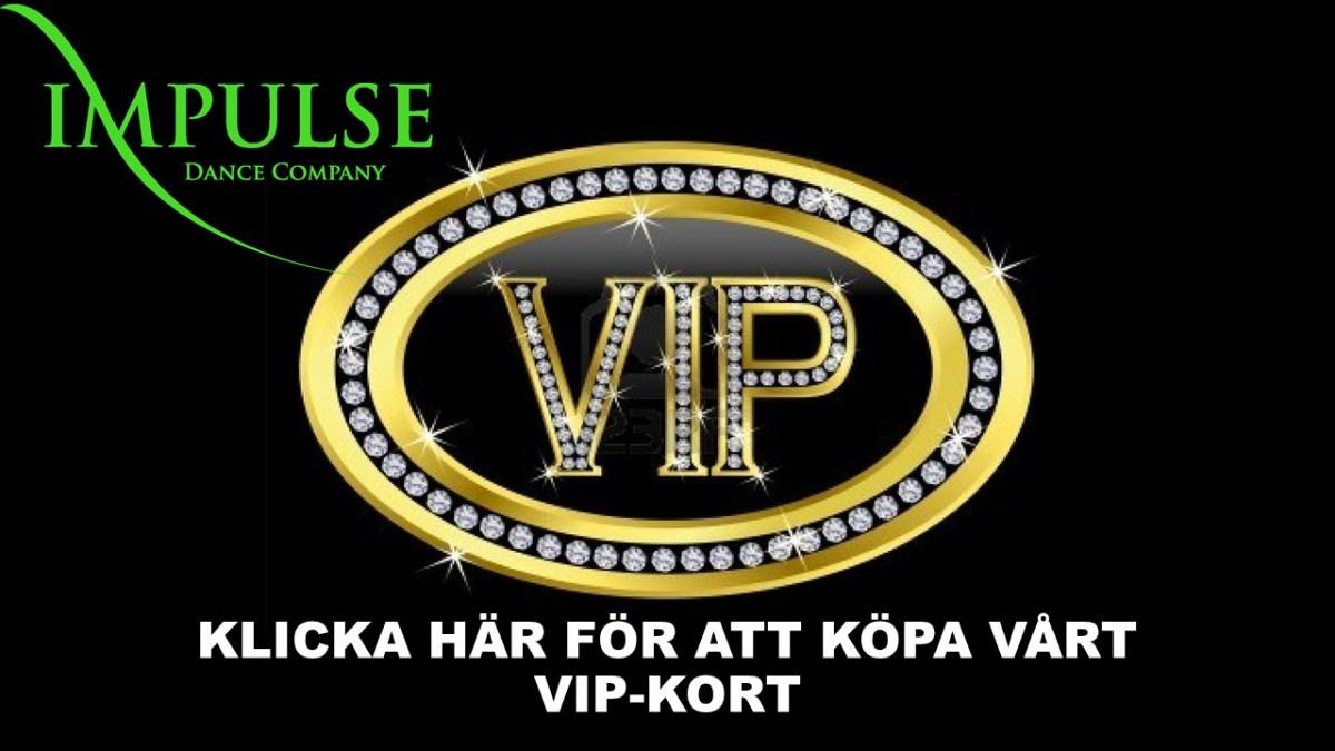 VIP 17 1 Köp VIP kort