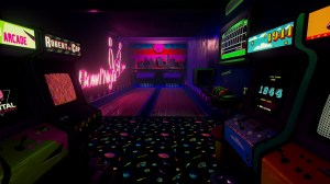 arcade retro neon 80s wallpapers aesthetic computer games pc 1080 designs impulsegamer glass atomic xenon cool pink playing funny setup