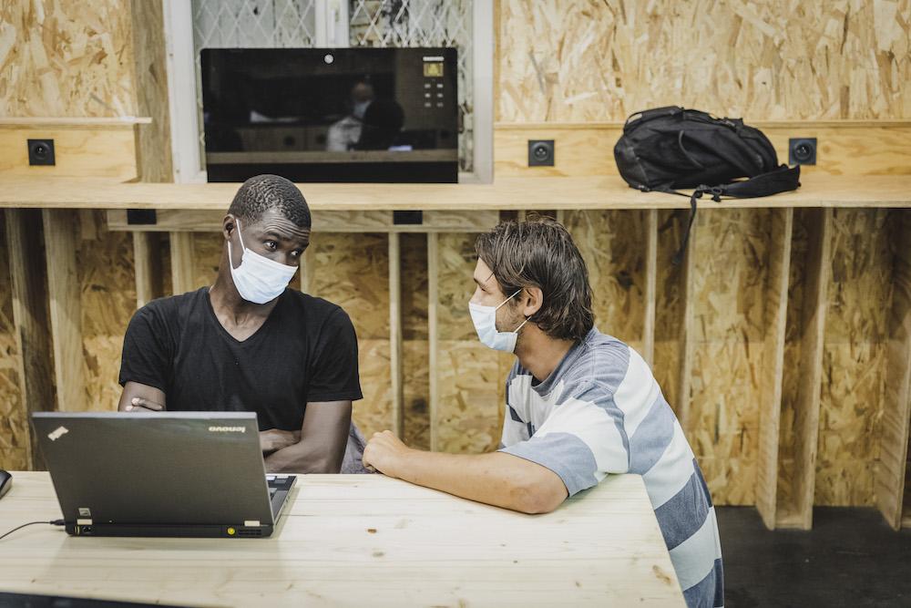 Programme impulseR Gironde - les entreprises inclusives s'engagent pour les réfugiés © Fred Payet