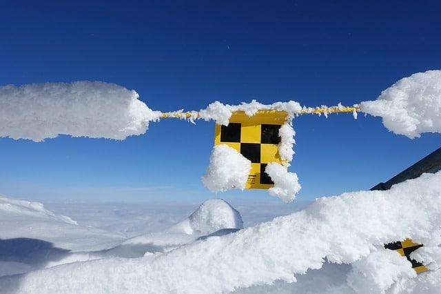risques d'avalanche dans la pratique hivernale du parapente
