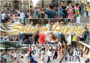 Impulso Latino | Salsa Leipzig | Salsa Flashmob 2014