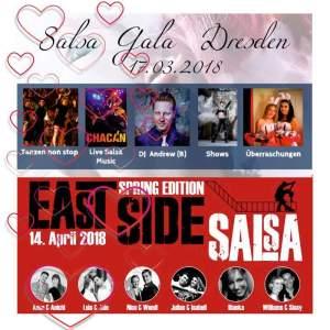 East Side Salsa Leipzig & Salsa Gala Dresden
