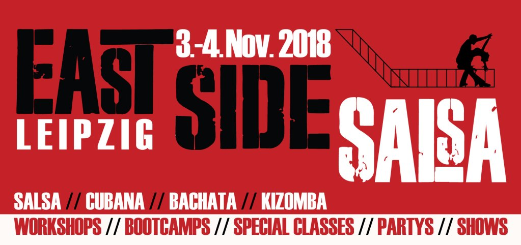 East Side Salsa // 3.-4. November 2018