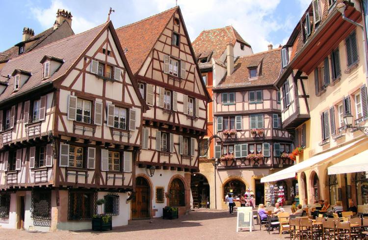 colmar francuska 16 - Putovanja u Evropi: Mala romantična sela i gradovi za kraći izlet (FOTO)