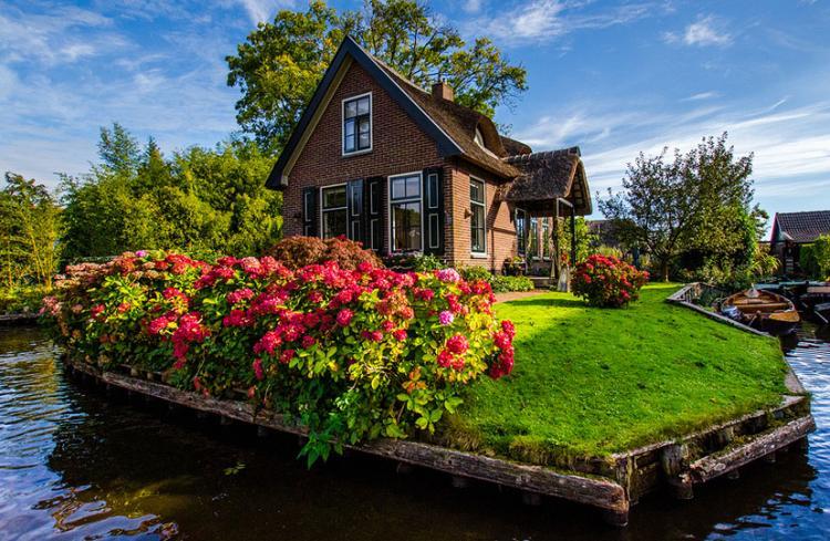 giethoorn nizozemska 12 - Putovanja u Evropi: Mala romantična sela i gradovi za kraći izlet (FOTO)
