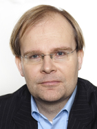 Liikennepalvelut-yksikön johtaja Mikael Nyberg (kuva: LVM)