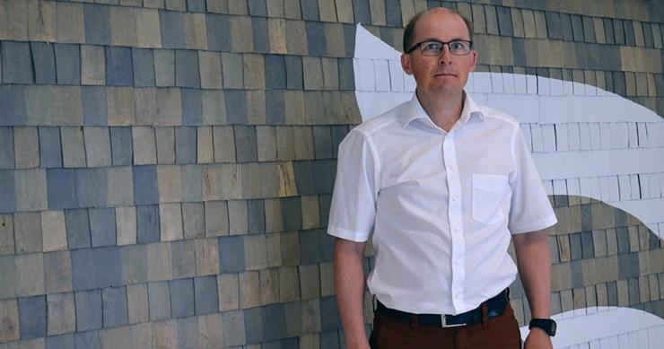 Jukka Lehtinen, liikenne- ja infrastruktuurivastuualueen johtaja, Keski-Suomen ELY-keskus (Kuva: © Keski-Suomen ELY-keskus)