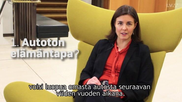 Kestävä liikkuminen ja vähäpäästöiset autot kiinnostavat suomalaisia