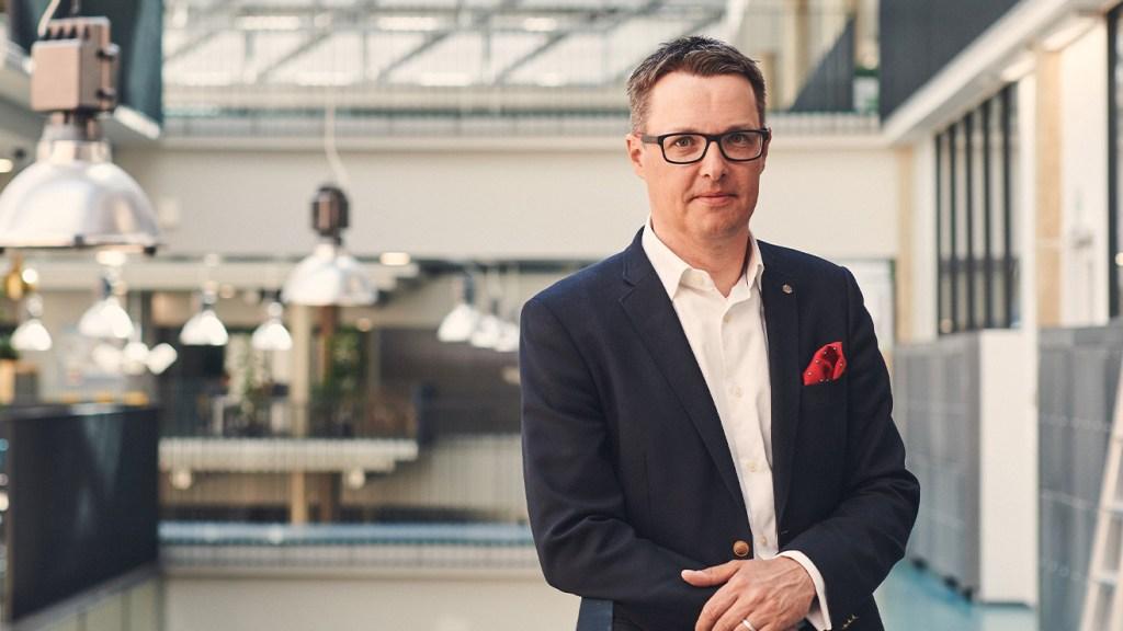 Jukka Manner, professori, Aalto-yliopisto