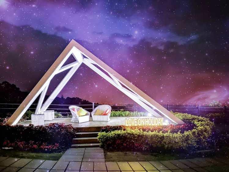 新竹夏季三角景觀咖啡廳