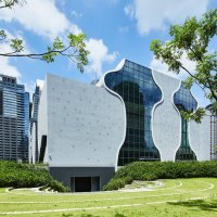 TAICHUNG|National Taichung Theater:A Charming Stage Which Is Truly Blessed