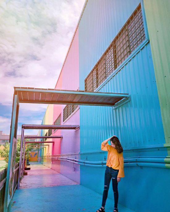 緞帶王觀光工廠 緞帶工廠,彩虹景點,彰化景點,彰化觀光工廠
