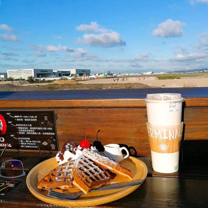 第三航廈咖啡廳