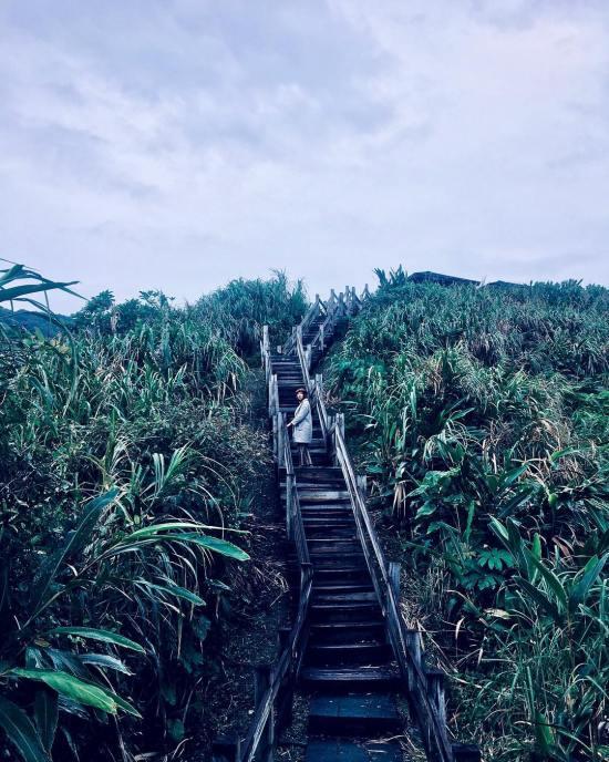 磯崎大石鼻山步道