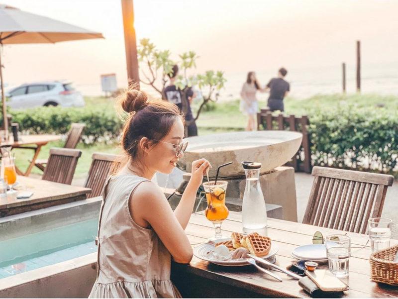 北海岸一日遊行程 景點美食推薦 villa sugar 海景咖啡廳