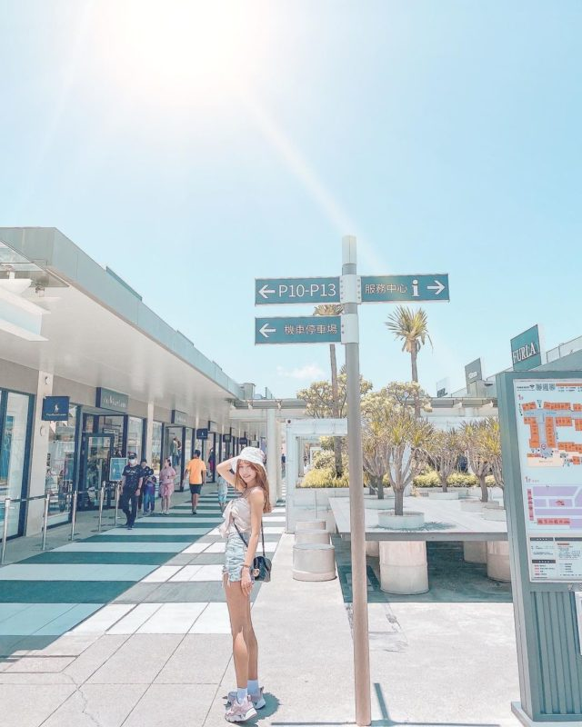 Mitsui Outlet Park 台中港|台中打卡景點|台中購物