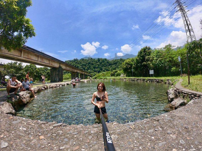 宜蘭一日遊景點推薦 東岳湧泉
