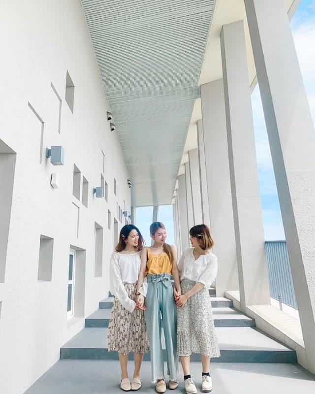 台南懶人包   七股遊客中心,ㄑ字梯,台南打卡景點,台南網美網紅景點
