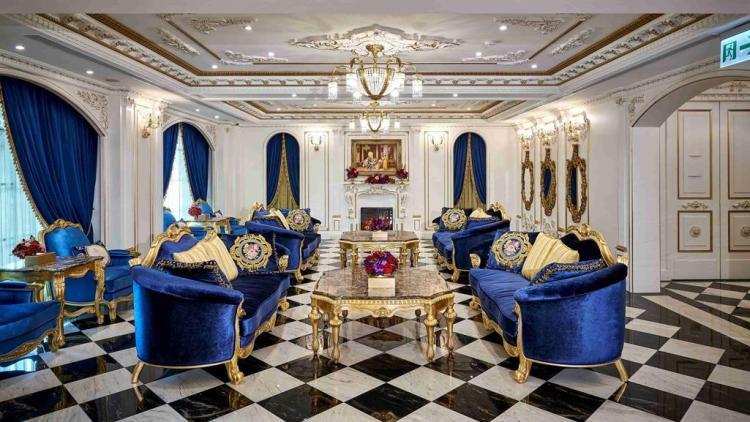 全新試營運中的日月潭皇后古堡飯店是南投日月潭的最新住宿推薦