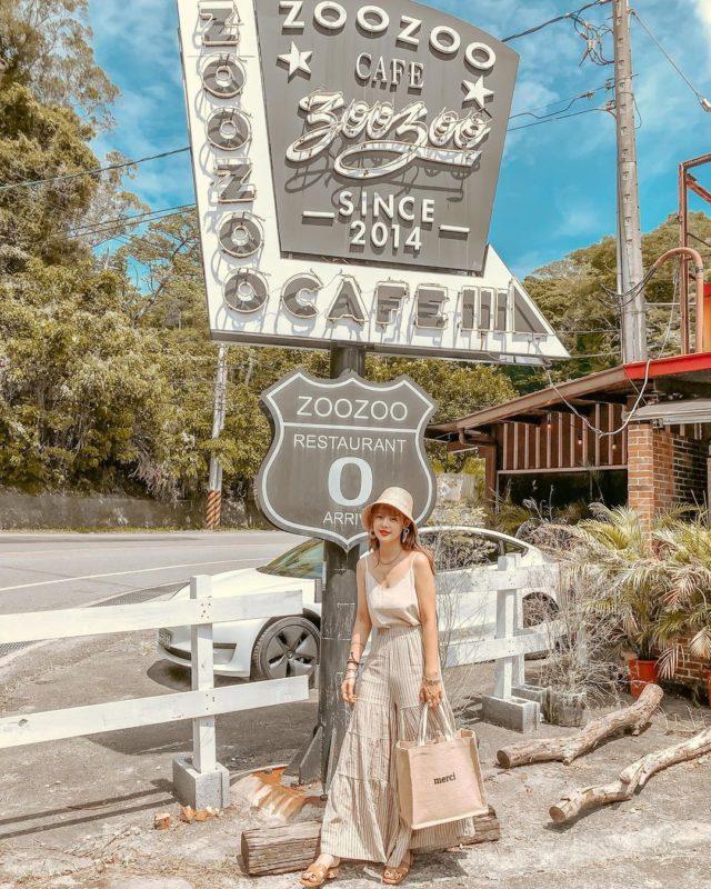 桃園景點|桃園美食|桃園咖啡廳|ZOO ZOO CAFE