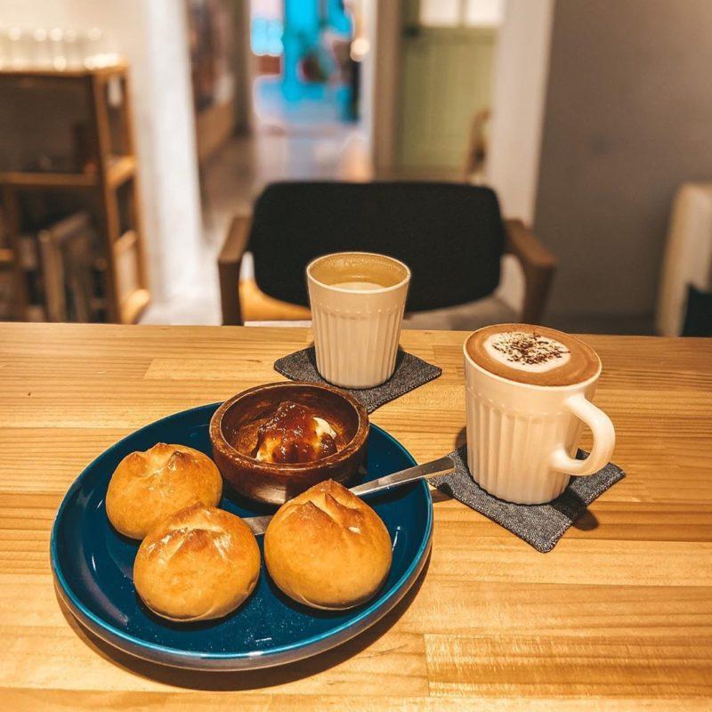 新竹北埔咖啡廳-山吹舍