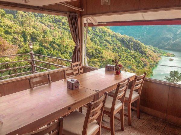 桃園景觀咖啡-森鄰水岸