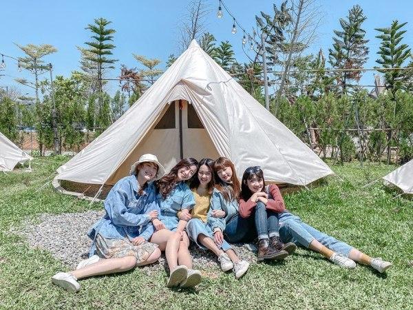 五星級露營 懶人露營 自然圈