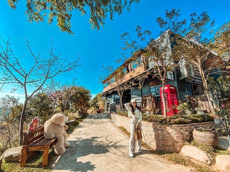 桃園景館咖啡廳|丸山咖啡|復興鄉|復興鄉咖啡廳|景觀咖啡廳|復興|台七線|桃園復興鄉