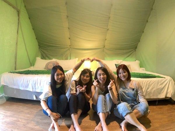 五星級露營 懶人露營 那一村