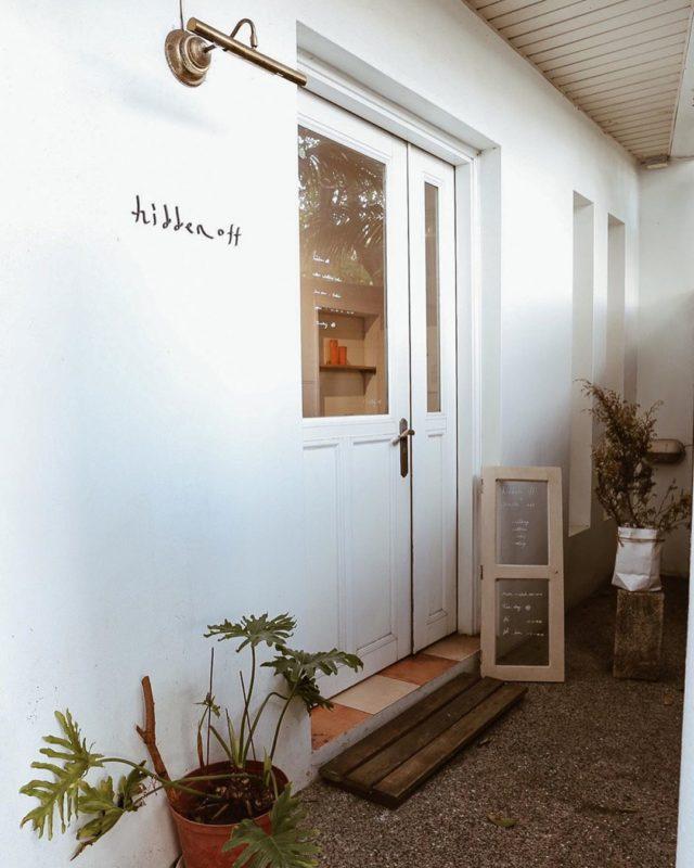 新竹複合式咖啡廳-Hidden off