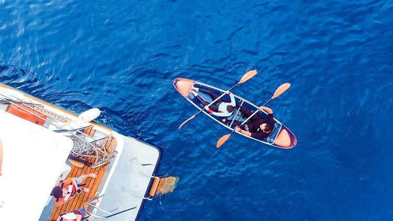 如果體力好的朋友可參加SUP、浮潛、透明獨木舟的全套裝,來嘗試最充實的水上活動體驗。