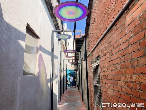 【宜蘭│頭城】頭城老街4大打卡點推薦 彩繪巷、藝術巷拍不停