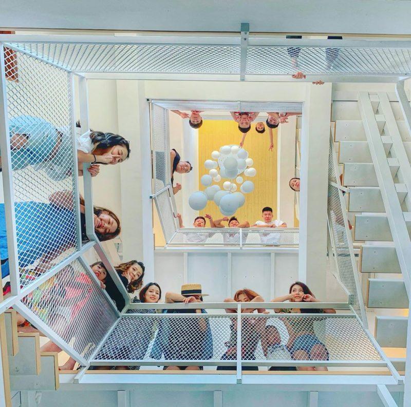 墾丁民宿 日造 · DAY MAKER 以北歐風設計的四層樓獨棟民宿,最適合一家大小來個家族旅遊