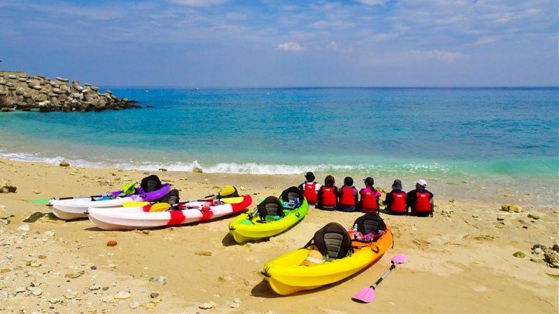 獨木舟體驗景點#7小琉球