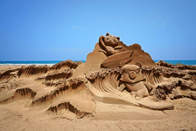 2020福隆國際沙雕展