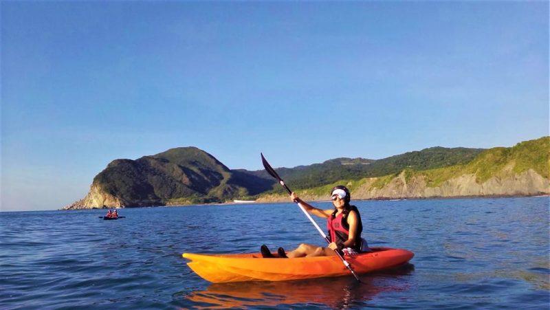 獨木舟體驗景點#10 牛山呼庭