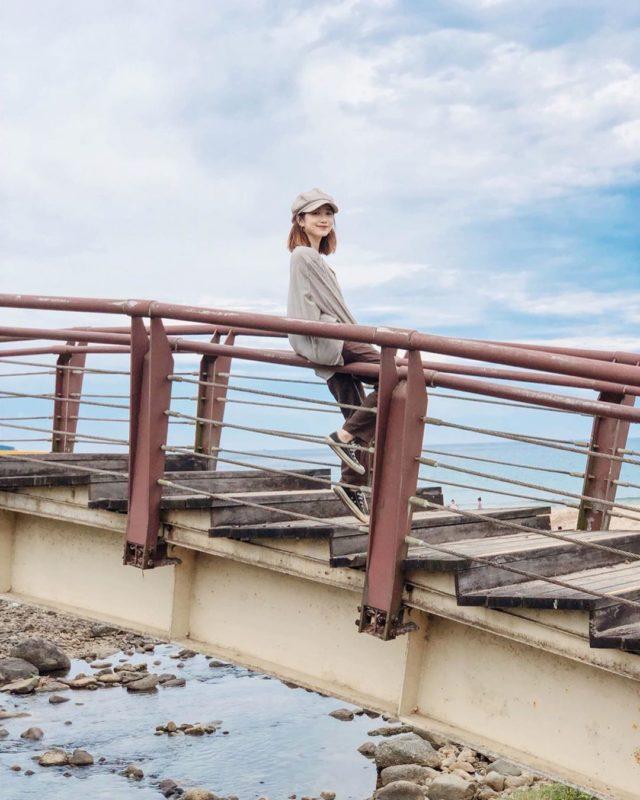 金沙灣小橋