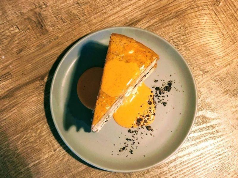 基隆美食 金派甜點