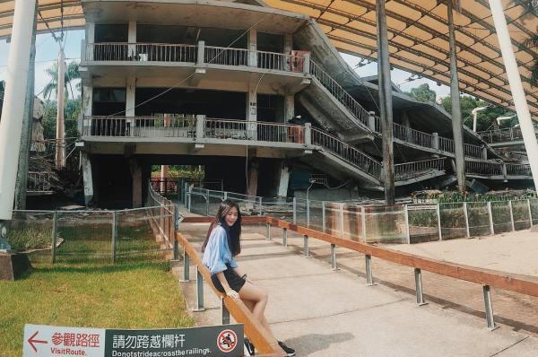 台中景點 霧峰景點 921地震博物館