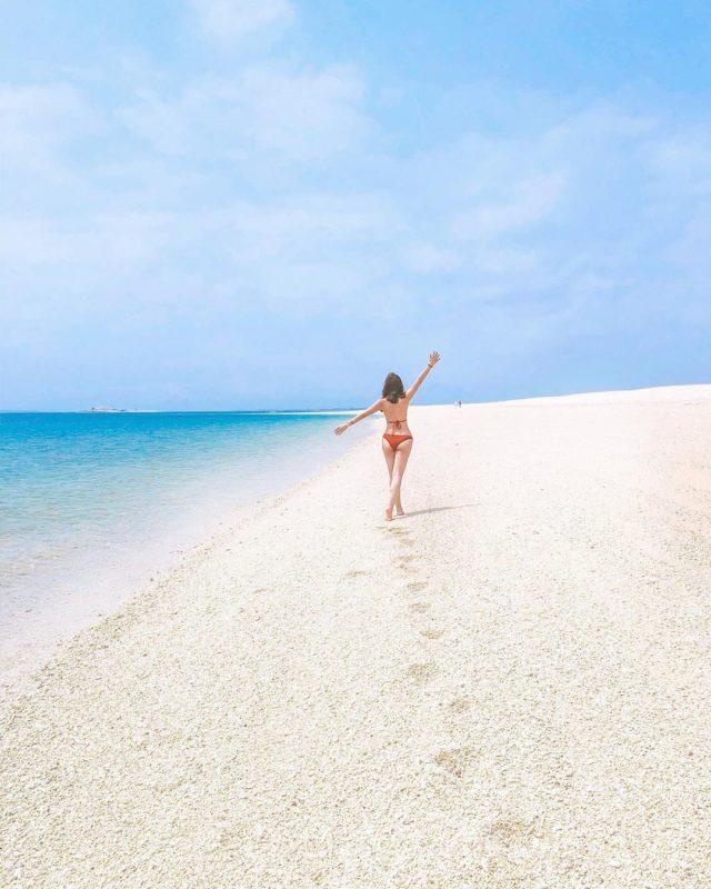 全台最美沙灘 吉貝沙尾沙灘