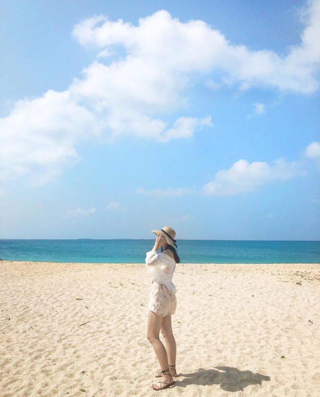 全台美最美沙灘 吉貝沙尾沙灘