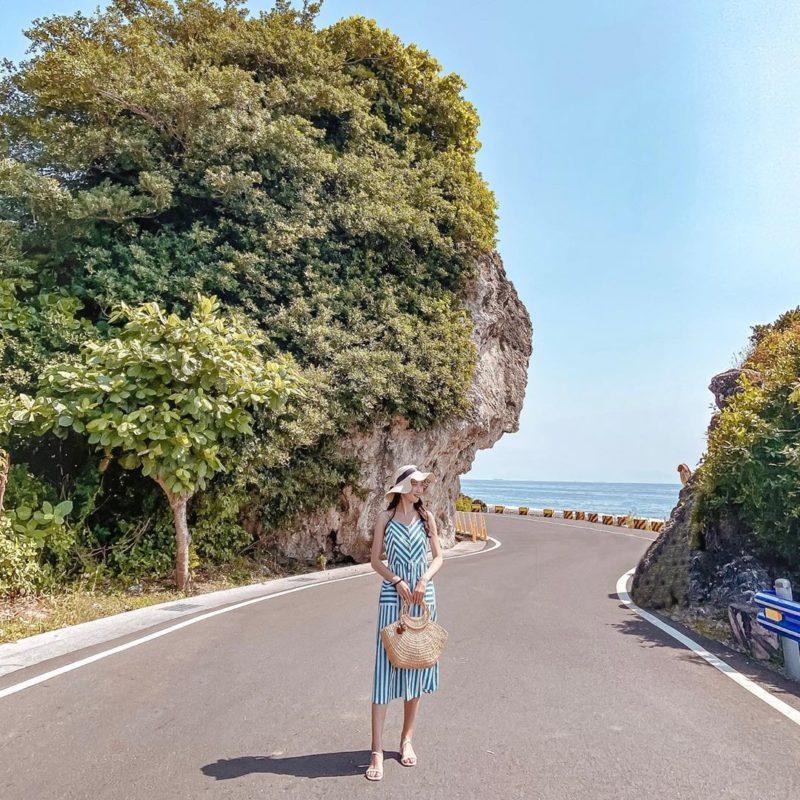 小琉球觀音石 小琉球景點