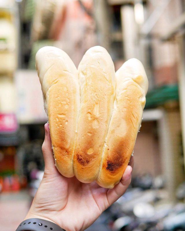 基隆美食 李家鍋貼饅頭