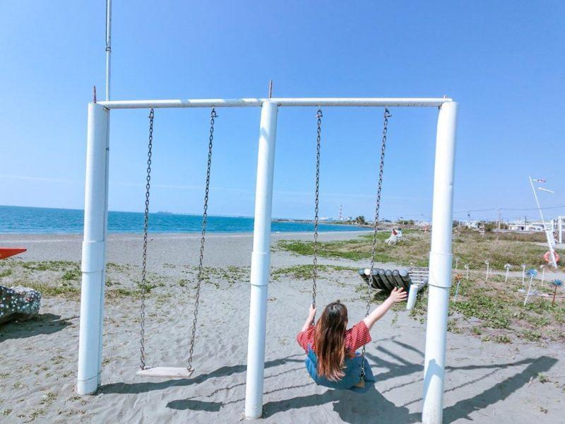 全台最美沙灘 永安鑽石沙灣