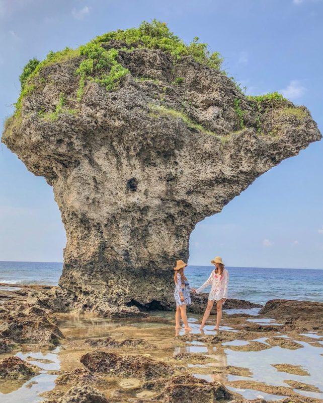 小琉球景點 花瓶岩