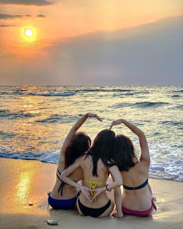 蛤板灣沙灘 小琉球景點