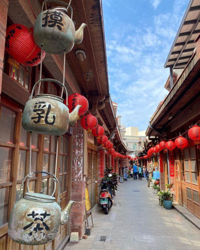 馬公老街 澎湖景點