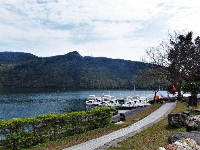 台9線縱谷景點:鯉魚潭