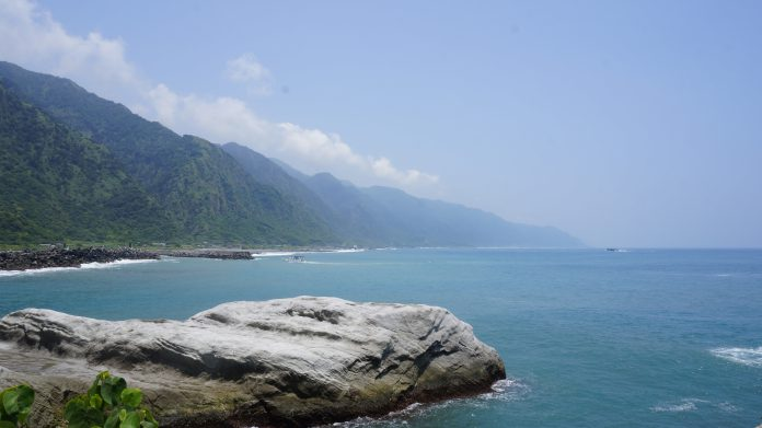 花蓮海線景點:石梯坪