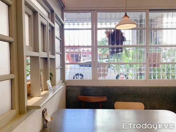 飛魚食染花窗,窗花|宜蘭美食,宜蘭美食推薦,宜蘭手工豆花,宜蘭鹽滷豆花,宜蘭刈包
